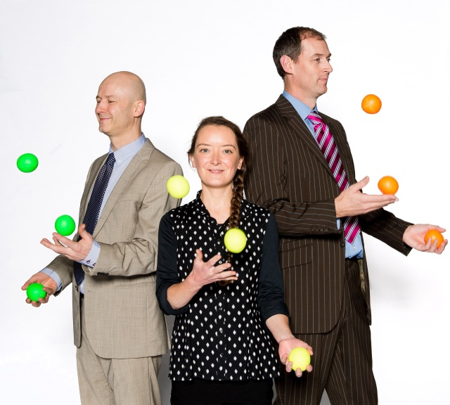Experience Circus | Corporate team building, fun staff